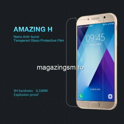 Geam Protectie Display Samsung Galaxy A5 A520F 2017 Tempered Pro Plus