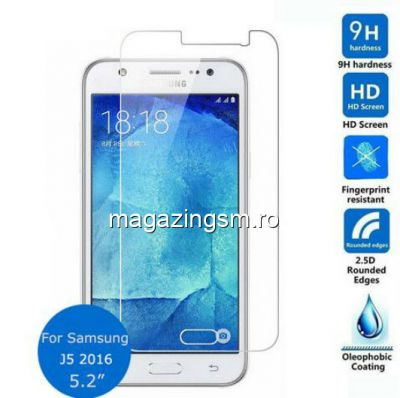 Geam Protectie Display Samsung Galaxy J5 J510F Tempered