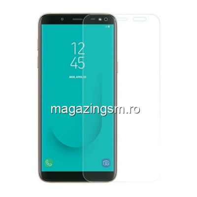 Geam Protectie Display Samsung Galaxy J6 J600 2018 Arc Edge