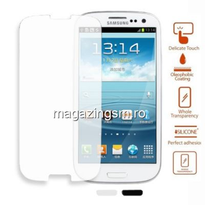 Geam Protectie Display Samsung Galaxy S3 i9300 Premium Tempered