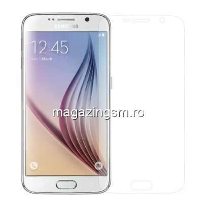 Geam Protectie Display Samsung Galaxy S6 SM-G920F Tempered Anti-explosion