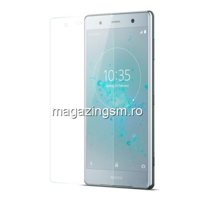 Geam Protectie Display Sony Xperia XZ2 Premium Arc Edge