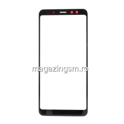 Geam Samsung Galaxy A8 2018 A530 Negru
