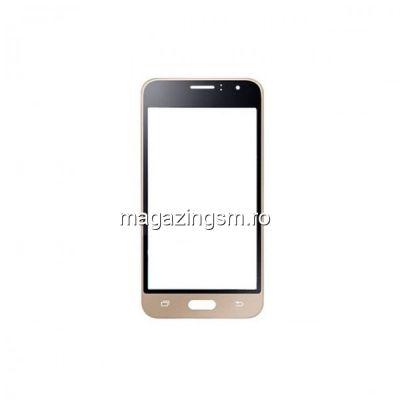 Geam Samsung Galaxy J1 J120 Auriu