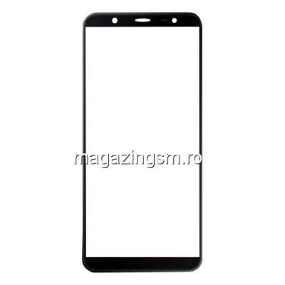 Geam Samsung Galaxy J8 J810 2018 Negru