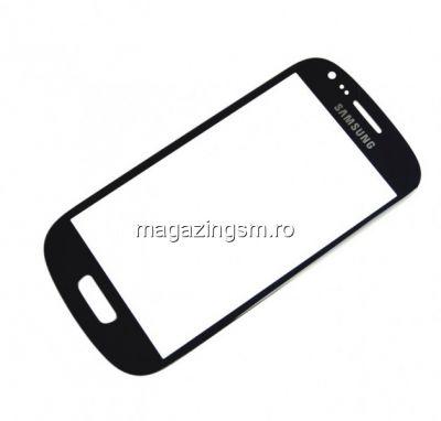 Geam Samsung I8190 Galaxy S3 mini Albastru Inchis