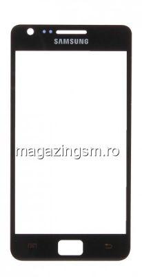 Geam Samsung i9100 Galaxy S2 Negru