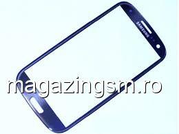 Geam Samsung I9300, I9305 Galaxy S3, i747, T999 Galaxy S3 Albastru Inchis
