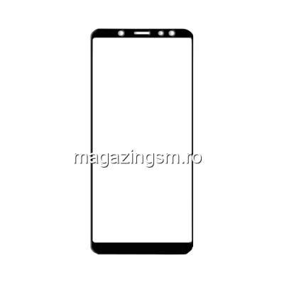 Geam Sticla Samsung Galaxy A6 Plus 2018 Negru