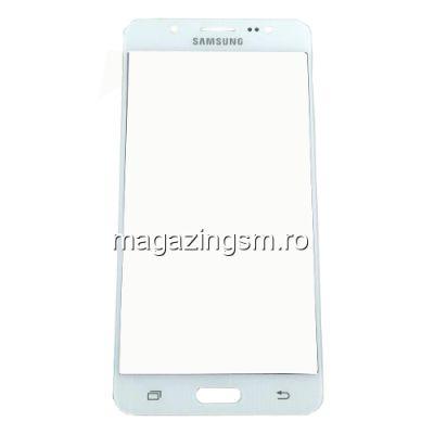 Geam Sticla Samsung Galaxy J5 J510 2016 Alb