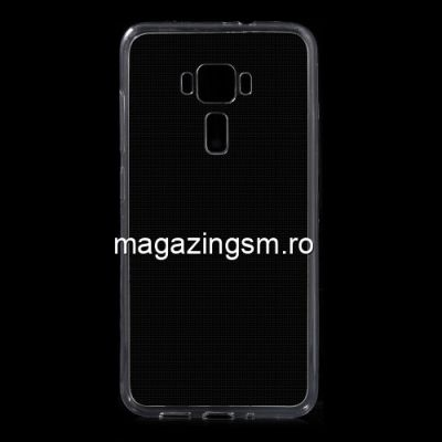 Husa Asus Zenfone 3 ZE520KL Transparenta