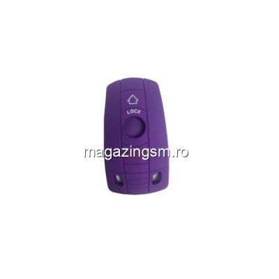 Husa Chei Auto Silicon 320li525liX3X4 Mov