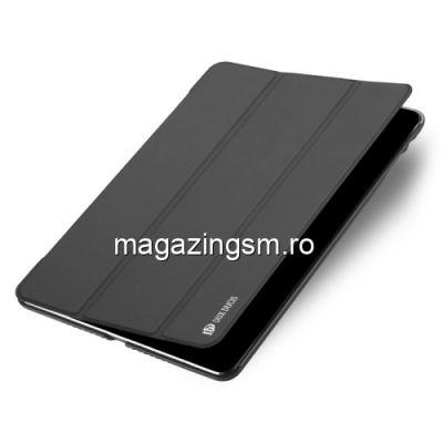 Husa Flip Cu Stand iPad Air Gri
