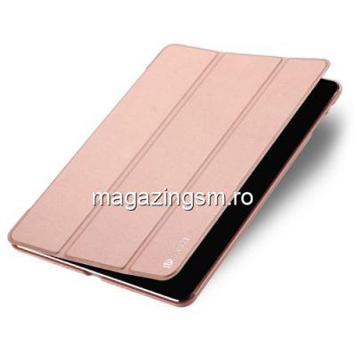 Husa Flip Cu Stand iPad Air Roz