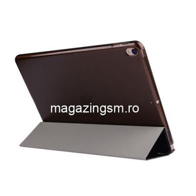 Husa Flip Cu Stand iPad Pro (2017) Neagra