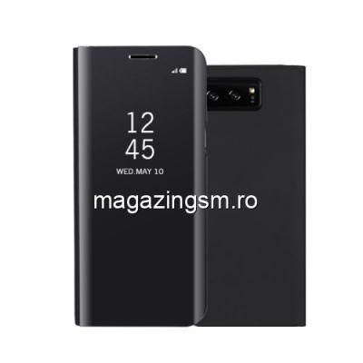 Husa Flip Cu Stand Samsung Galaxy Note 8 N950 Neagra