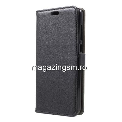 Husa Flip Nokia X5 Neagra