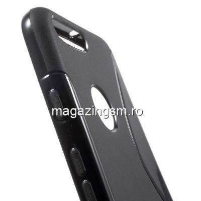 Husa Google Pixel S Shape Neagra