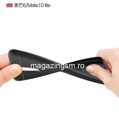 Husa Huawei Mate 10 Lite / Nova 2i / Maimang 6 / Honor 9i Neagra