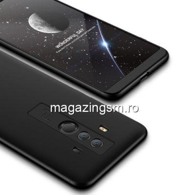 Husa Huawei Mate 10 Pro Neagra Mat