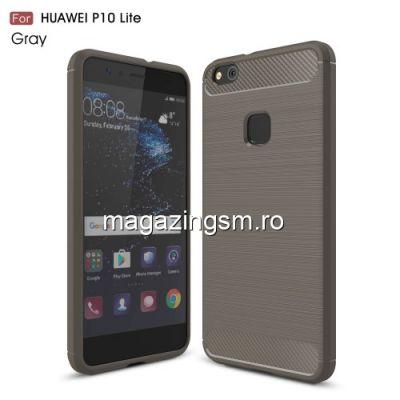 Husa Huawei P10 Lite Carbon Series Gri