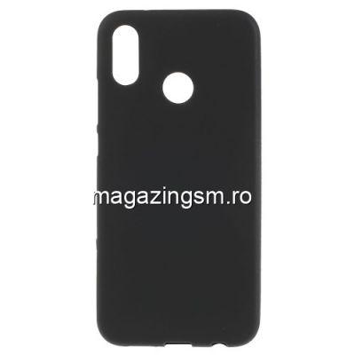Husa Huawei P20 Lite TPU Matuita Neagra