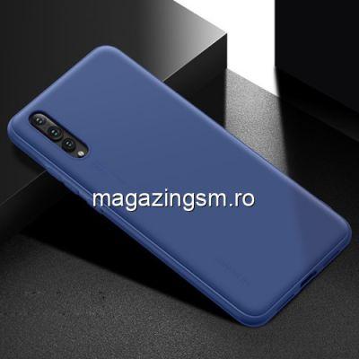 Husa Huawei P20 Pro TPU Albastru Inchis