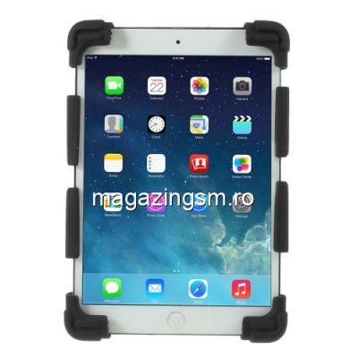 Husa iPad Pro 10,5 2018 Silicon Flexibila Neagra