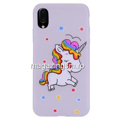 Husa iPhone X / iPhone 10 TPU Unicorn