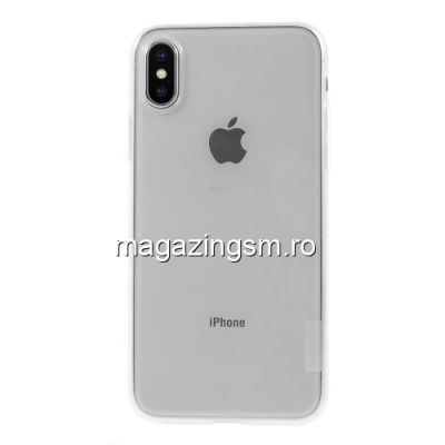 Husa iPhone X / iPhone 10 Transparenta