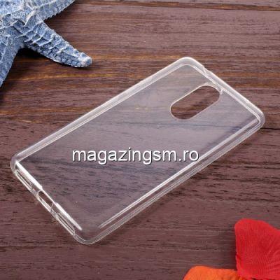 Husa Lenovo K6 Note TPU Transparenta