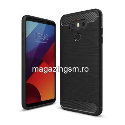 Husa LG G6 Carbon Series Neagra