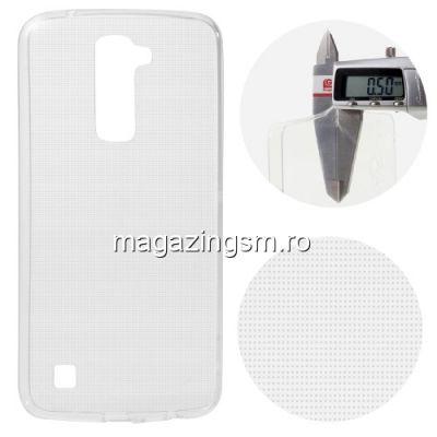 Husa LG K10 Transparenta