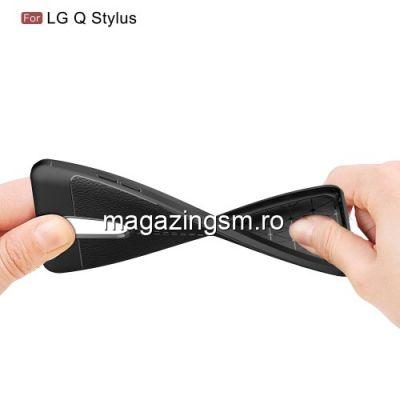 Husa LG Q Stylus Neagra