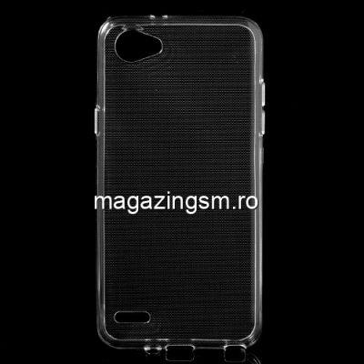 Husa LG Q6 M700N / Q6 Plus TPU Transparenta