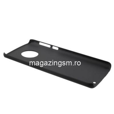 Husa Motorola Moto G6 Plus Dura Neagra