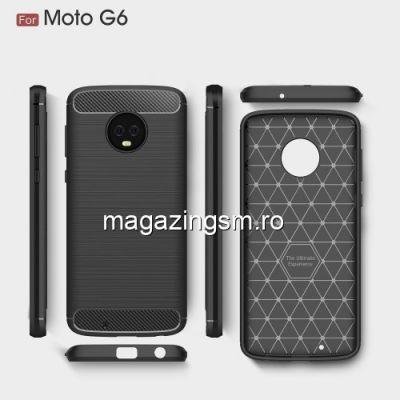 Husa Motorola Moto G6 TPU Neagra
