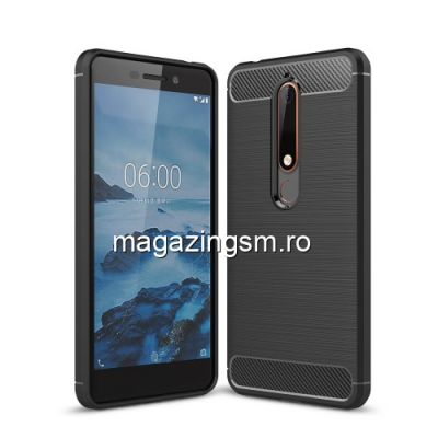 Husa Nokia 6 TPU Neagra