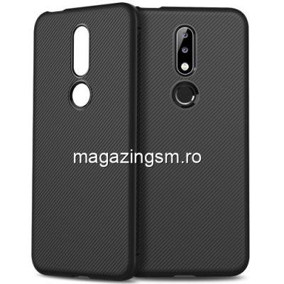 Husa Nokia 7,1 TPU Neagra