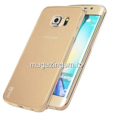 Husa Samsung Galaxy S6 Edge G925 TPU Flexibila Transparenta