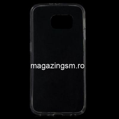 Husa Samsung Galaxy S6 G920 TPU Gel Transparenta