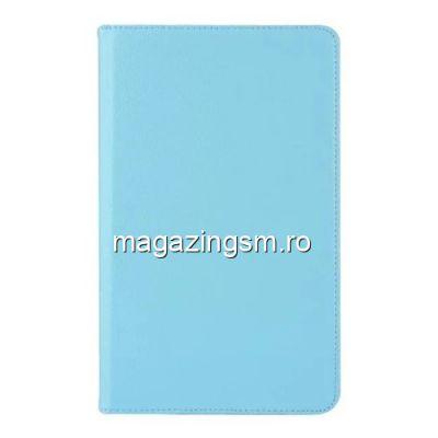 Husa Flip cu Stand Samsung Galaxy Tab A 10,1 2016 T580 T585 Albastra