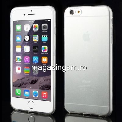 Husa TPU Gel iPhone 6 Plus Transparenta