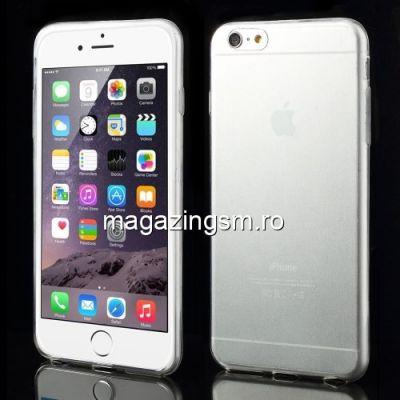 Husa TPU Gel iPhone 6 Plus Transparenta