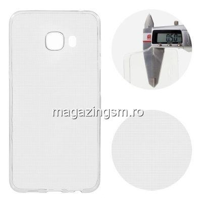 Husa TPU Sony Xperia C5 Ultra / C5 Ultra Dual Transparenta