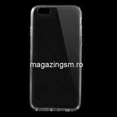 Husa Transparenta iPhone 6s TPU Glossy