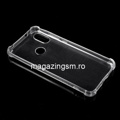 Husa Xiaomi Mi A2 Lite Antisoc Transparenta