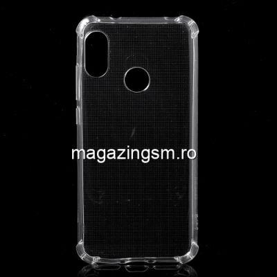 Husa Xiaomi Redmi 6 Pro Antisoc Transparenta