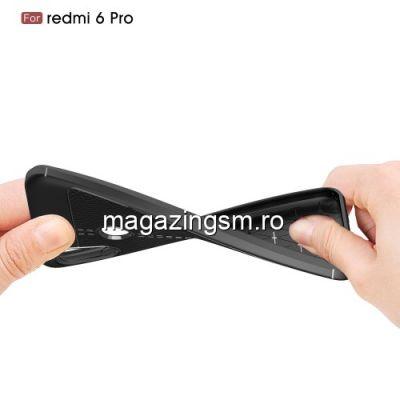 Husa Xiaomi Mi A2 Lite TPU Neagra