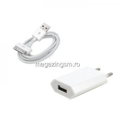 Incarcator Cu Cablu iPhone 4 4s